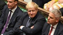 EU mulls Johnson's reluctant Brexit delay request