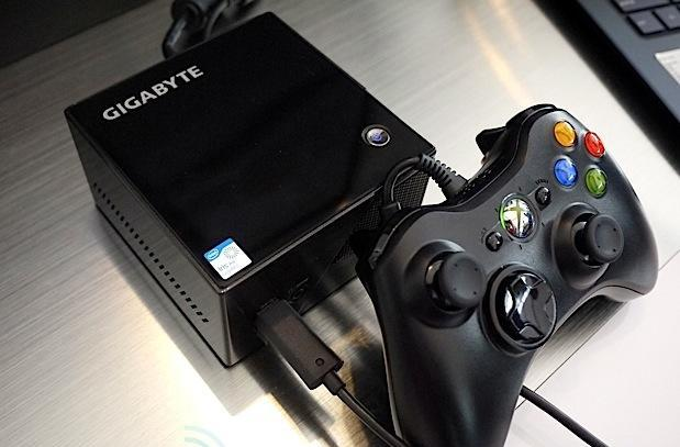 Gigabyte shows off tiny BRIX gaming PC with Haswell and Iris Pro graphics (hands-on)