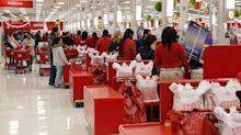 Target, Like Walmart, Proves Main Engine of Economy Is Humming