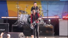 Green Day opens the 'GMA' Summer Concert series with 'Know Your Enemy'