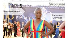 Look des Tages: Tiffany Haddish in Regenbogen-Robe bei den Emmys