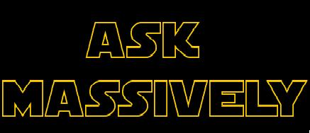 Ask Massively:  May the Farce be with you.