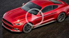 Drive Wire for October 12, 2016: Ford Stops Mustang Production After September Sales Slump