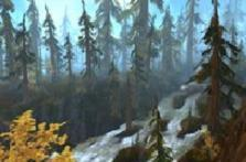 New WoTLK zone Grizzly Hills now previewing on the main WoW site