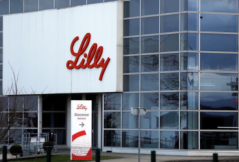 Eli Lilly starts late-stage study of coronavirus drug in nursing homes