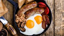 Eating a big breakfast may double the calories you burn in a day