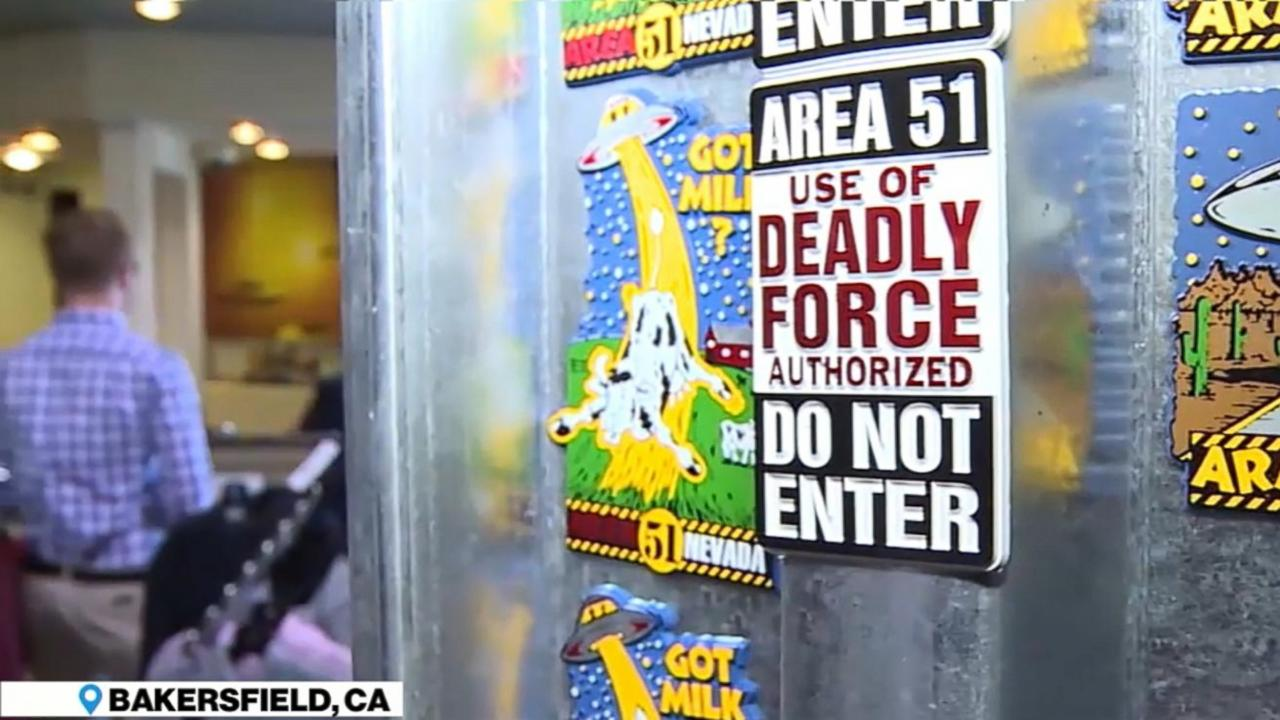 """Storm Area 51, They Can't Stop Us All"""" event [Video]"""