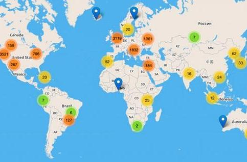 Mozilla starts crowdsourcing data to help devices find your location without GPS
