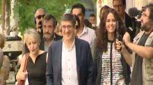 """Patxi López: """"Espero que sea un debate de ideas y de propuestas"""""""