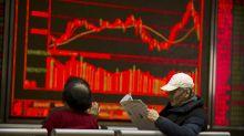 Asian shares mirror Dow comeback, dollar steady