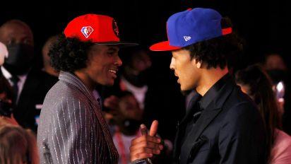 2021 NBA draft winners and losers