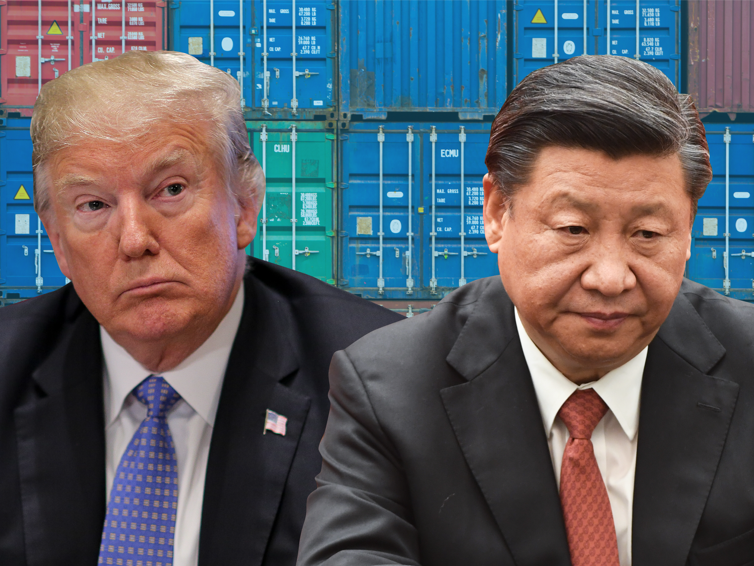 JPMorgan is now forecasting an all-out trade war between China and the US — and it could cause havoc for Chinese stocks