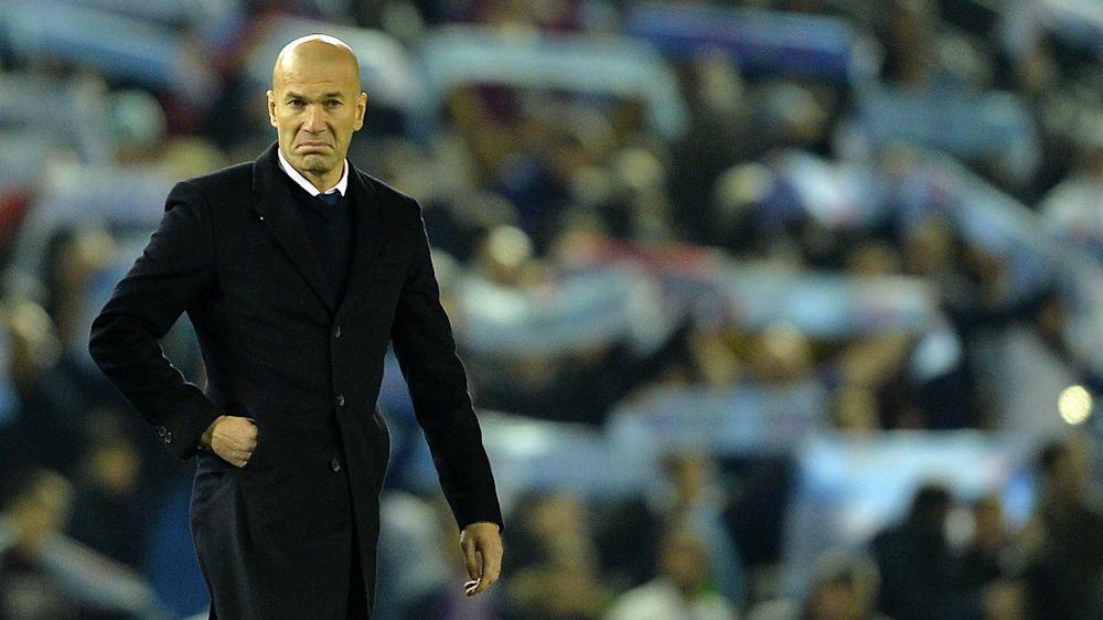 ¿Se imaginan a Zidane fuera del Real Madrid?
