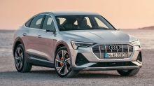 El Audi e-tron Sportback debuta con un aspecto de ciencia ficción