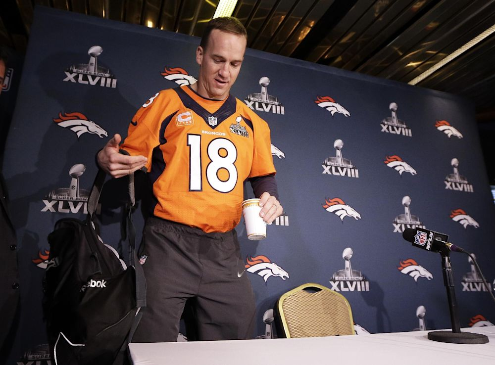 Seattle once pursued Peyton Manning