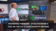 Cramer's Exec Cut: Pinpointing positives in a wild market