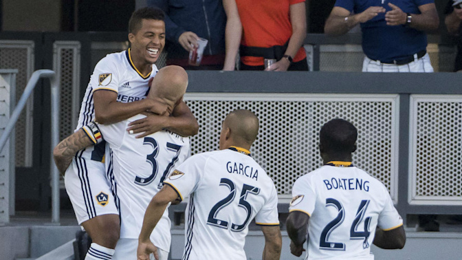 LA Galaxy named most valuable MLS franchise