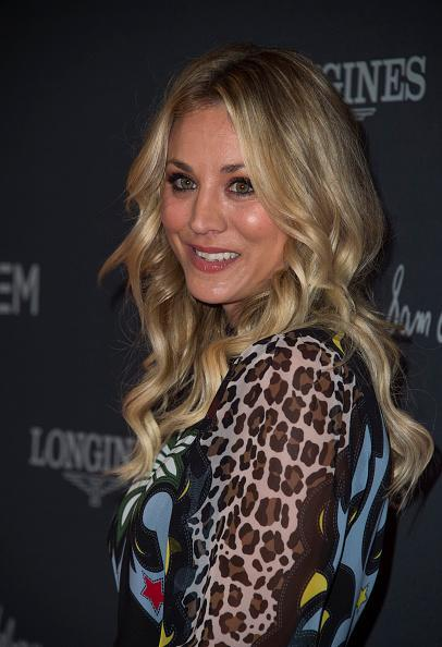 big bang theory season 8 cast kaley cuoco posts before