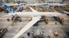 Boeing shares dip as report questions 787 quality in South Carolina