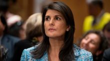 The internet is obsessed with Nikki Haley's response to being called 'confused' by a man