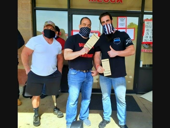 On Wednesday, Atilis Gym owner Ian Smith, far right, opened up about a drunk driving crash that killed a young man in 2007,
