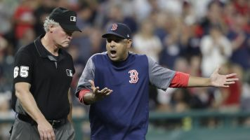 Cora's crazy idea about position players pitching