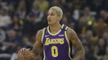 Kyle Kuzma's work pays off as Lakers beat Magic in scrimmage