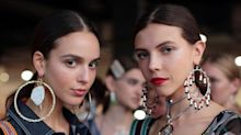 All The Most Show-Stopping Earrings At Fashion Week