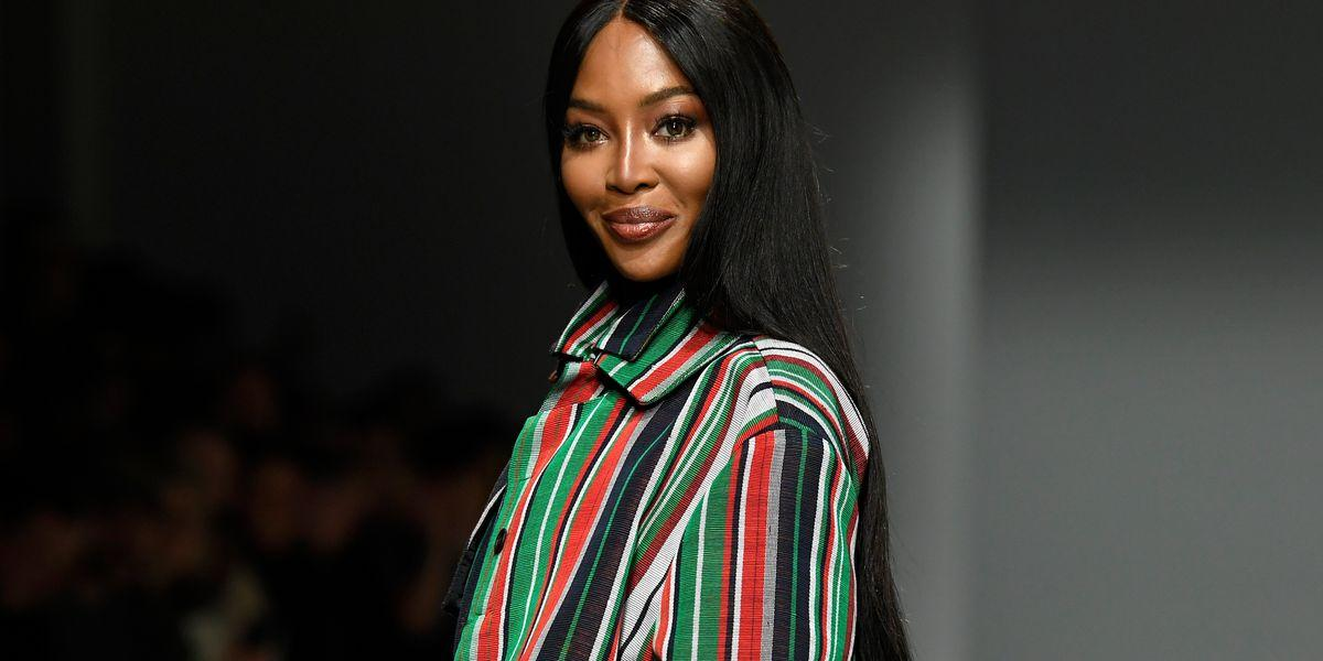 Naomi Campbell Shares New Photo Of Her Baby Girl As She Pays Tribute To Gianni Versace