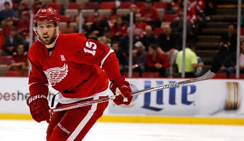 NHL: Sheahan verhindert Negativrekord: Erstes Tor im letzten Spiel