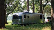 美國豪華露營車 外觀復古內裏具未來感
