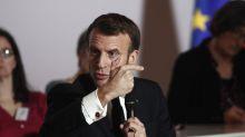 Emmanuel Macron d'accord pour un référendum sur le climat, voici ses conditions