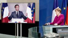 Francia y Alemania proponen un fondo de medio billón de euros para sacar a Europa de la recesión