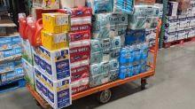 Coronavirus Fears Have Canadians Stockpiling Essential Items