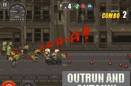 Daily iPhone App: Dead Ahead races through a stylish zombieland