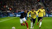 La Colombie envoie valser les Bleus