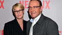 Robin Wright Describes Working With Kevin Spacey In Interview