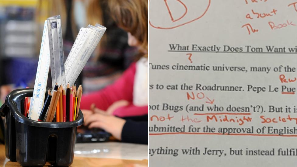 'I don't know what to do': Bizarre English essay sparks online debate