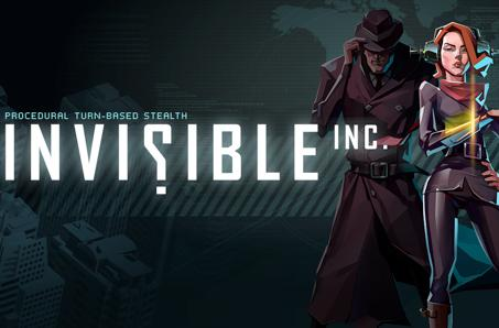 Invisible Inc. becomes visible on Early Access August 19