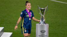 England star Bronze re-joins Man City after Lyon departure