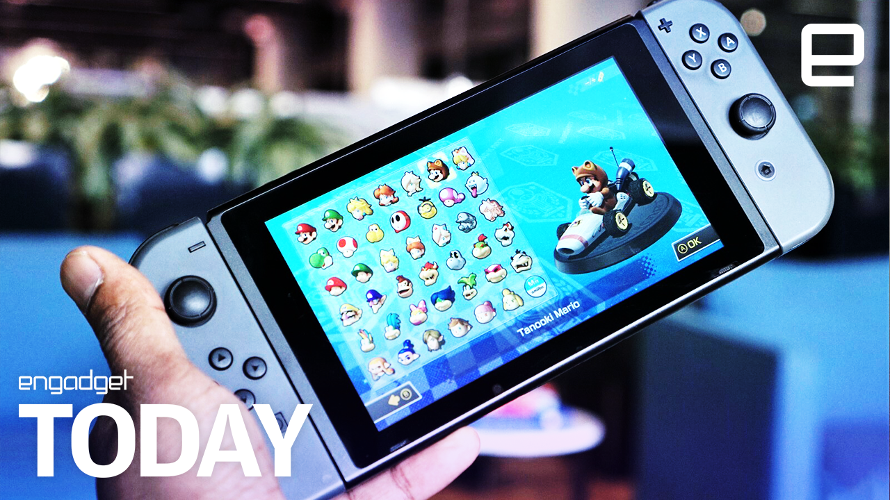 So much Nintendo news, so little time | Engadget Today