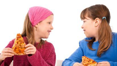 Mehr als 15 Prozent aller Kinder übergewichtig
