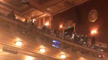 Man shouts 'Heil Hitler! Heil Trump!' at 'Fiddler on the Roof' performance