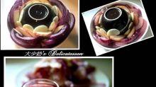 【茶飲】預防感冒必備!紫洋蔥蘋果獨子蒜燉汁