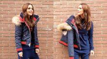 El look deportivo de Paula Echevarría que supera los 1.000 euros