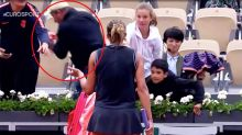 'Shameful': French Open fan shocks tennis world with 'disgusting' act