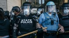 Are US cities seeing a surge in violent crime as Trump claims?