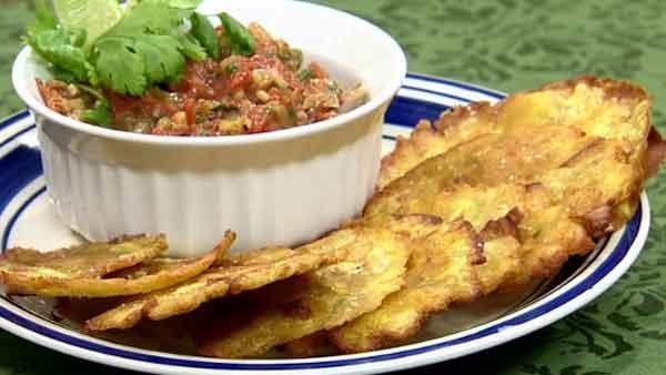 Let's Dish: Fried Plantains