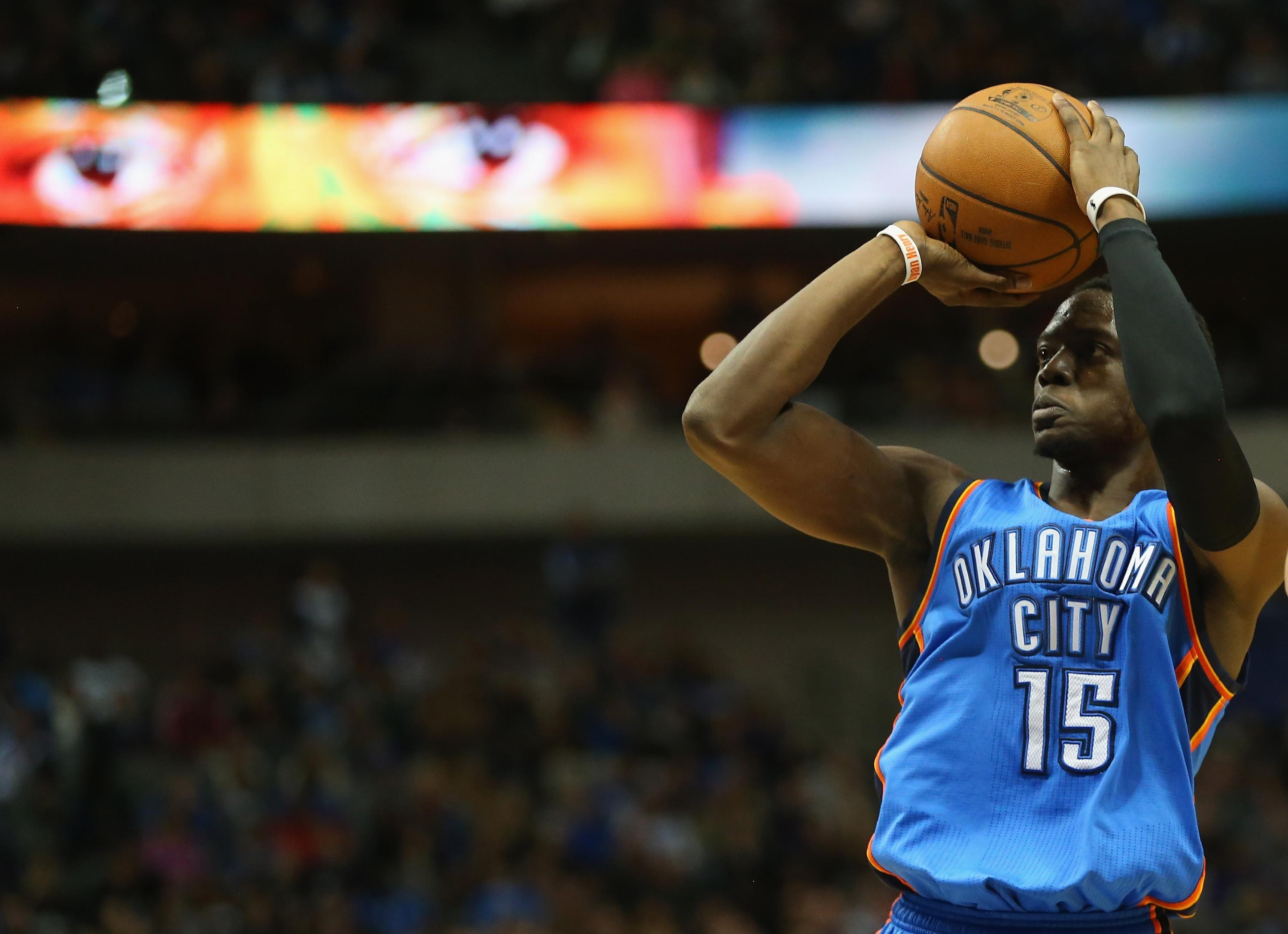 Sources: Agent for Thunder guard Reggie Jackson has asked ...