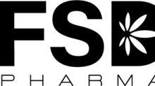 "FSD Pharma Announces Positive ISA Report for ""Steady Stomach"" CBD Combination"